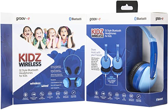 Groov-E Kidz Wireless Headphones Review