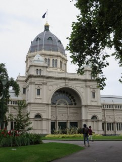 Royal Exhibition Building, Carlton Park