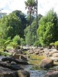 Fitzroy Gardens - the storm drain!