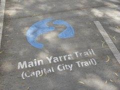 The Yarra Trail