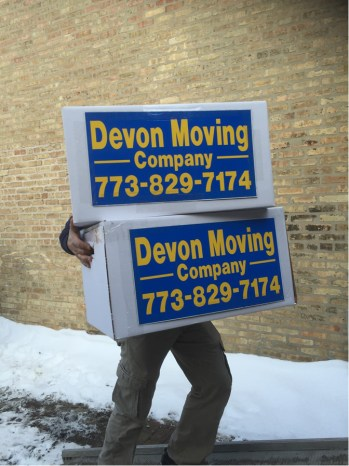 Devon Moving Company