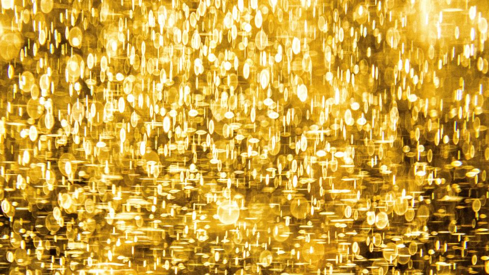 Gold is an ancient symbol of value