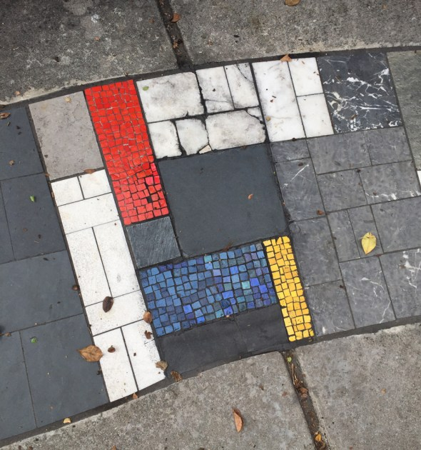 After grouting