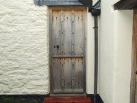 Rustic Oak barn doors | Devonshire Joinery