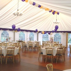 Wedding Chair Covers Devon Leather Reading Types Of Used By Hire Companies