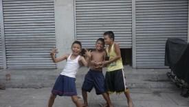 Around Manila