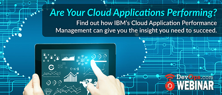 Are your cloud applications performing? How Application Performance Management can give you the insights that you need as you move your applications to the cloud.