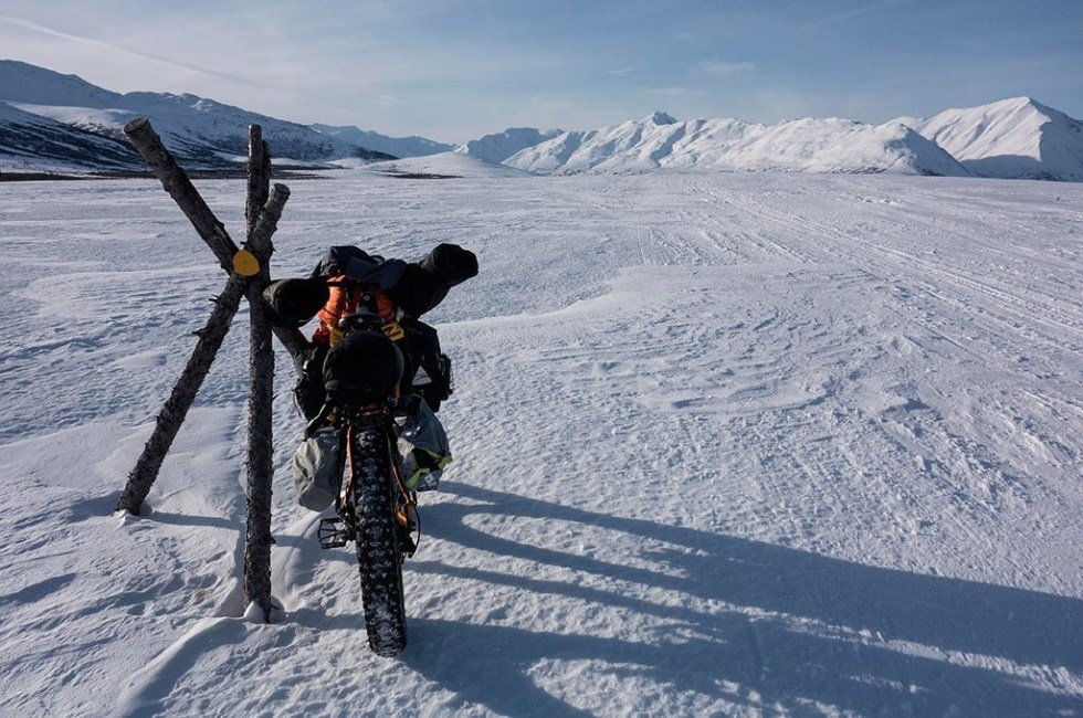 snow Iditarod