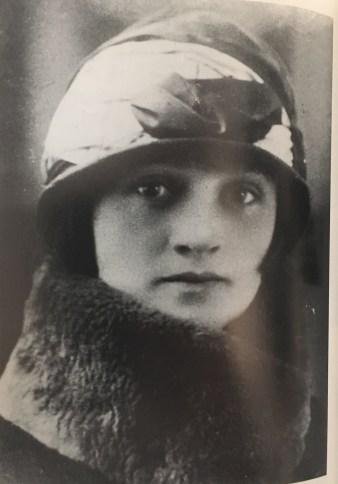 Raizel Bulba_Genya's mother_1934
