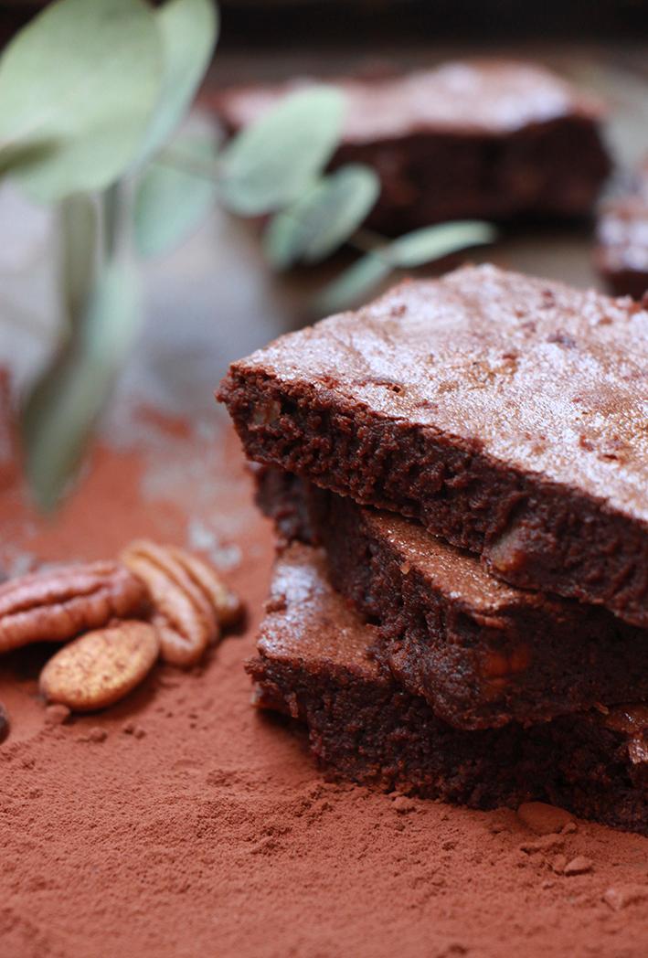 Brownie De Cyril Lignac : brownie, cyril, lignac, Brownie, Chocolat, Cyril, Lignac, Devorezmoi