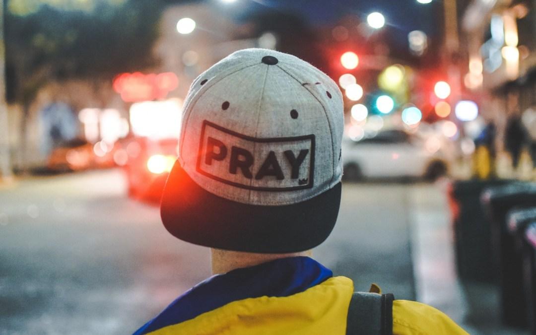 Daily Devotion – Matthew 6:33 – Pray First