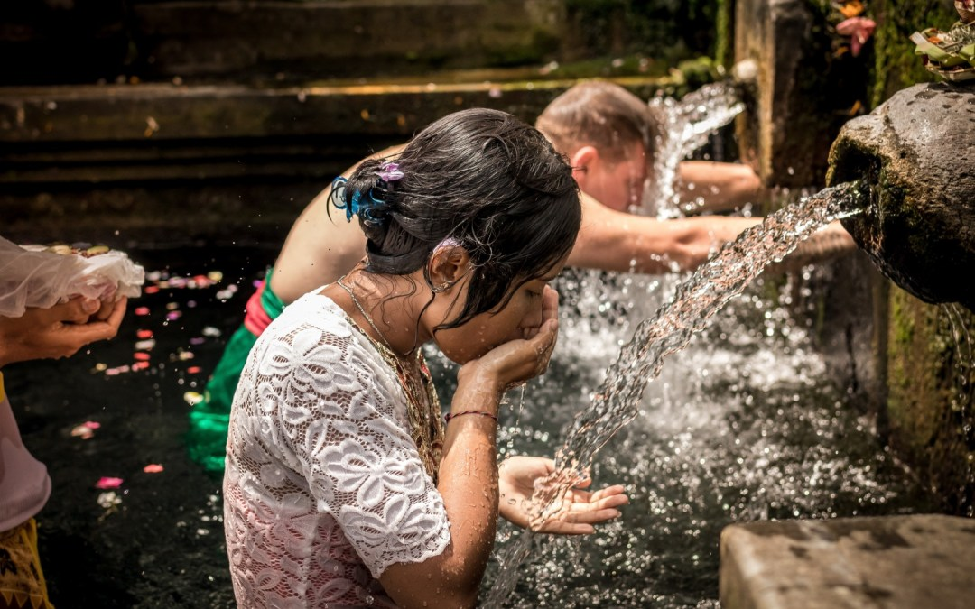 Daily Devotion – Whose Water Are You Drinking?