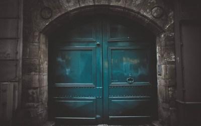 Daily Devotion – Revelation 3:20 – Let Me In