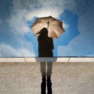 choose joy in rain unbrella