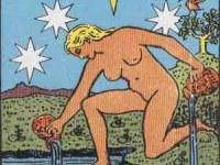 Smith Waite Tarot: Star