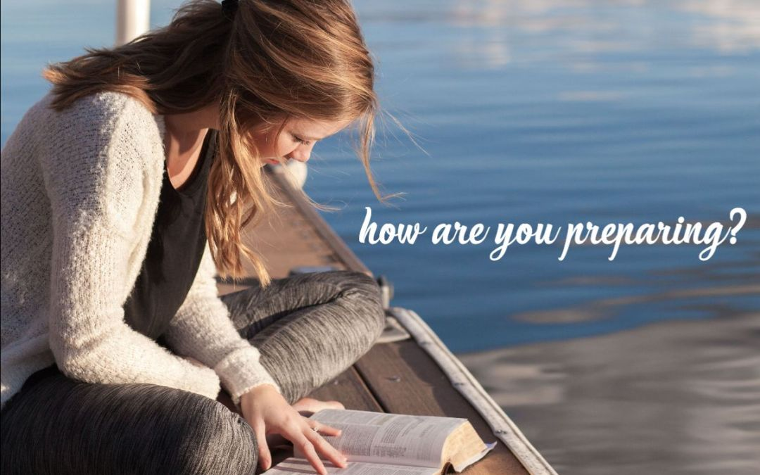 How Are You Preparing?