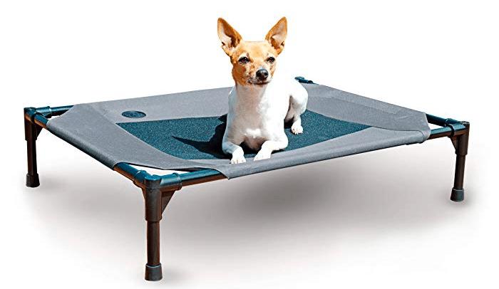K&H Original Pet Cot Elevated Pet Bed