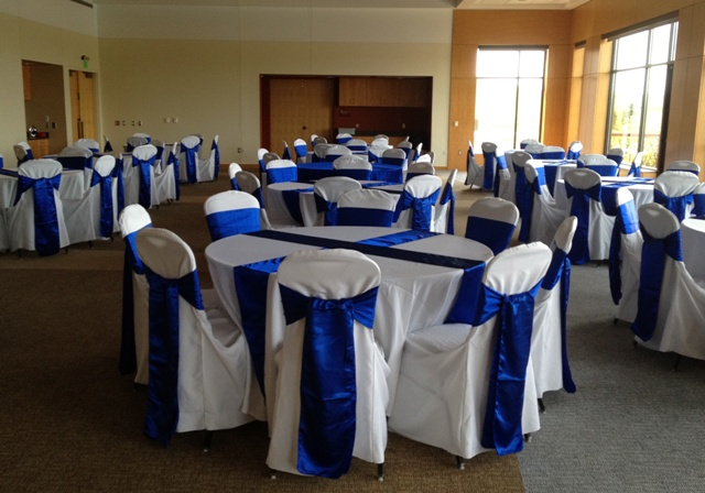 red spandex chair sashes baby sitting india royal blue horizon | devoted weddings and events
