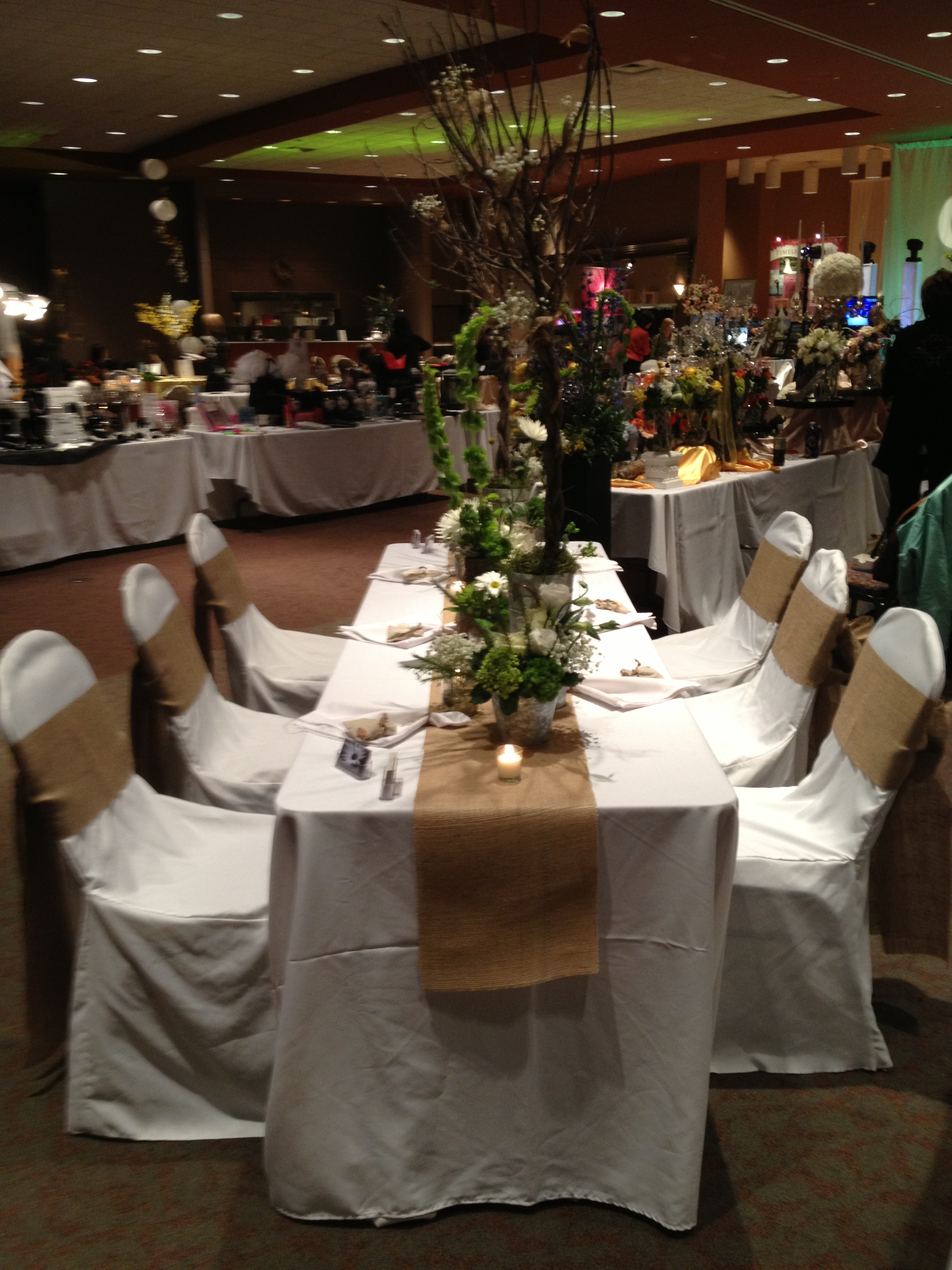 wedding chair cover rentals design usa rustic, natural, burlap and white table set-up | devoted weddings events