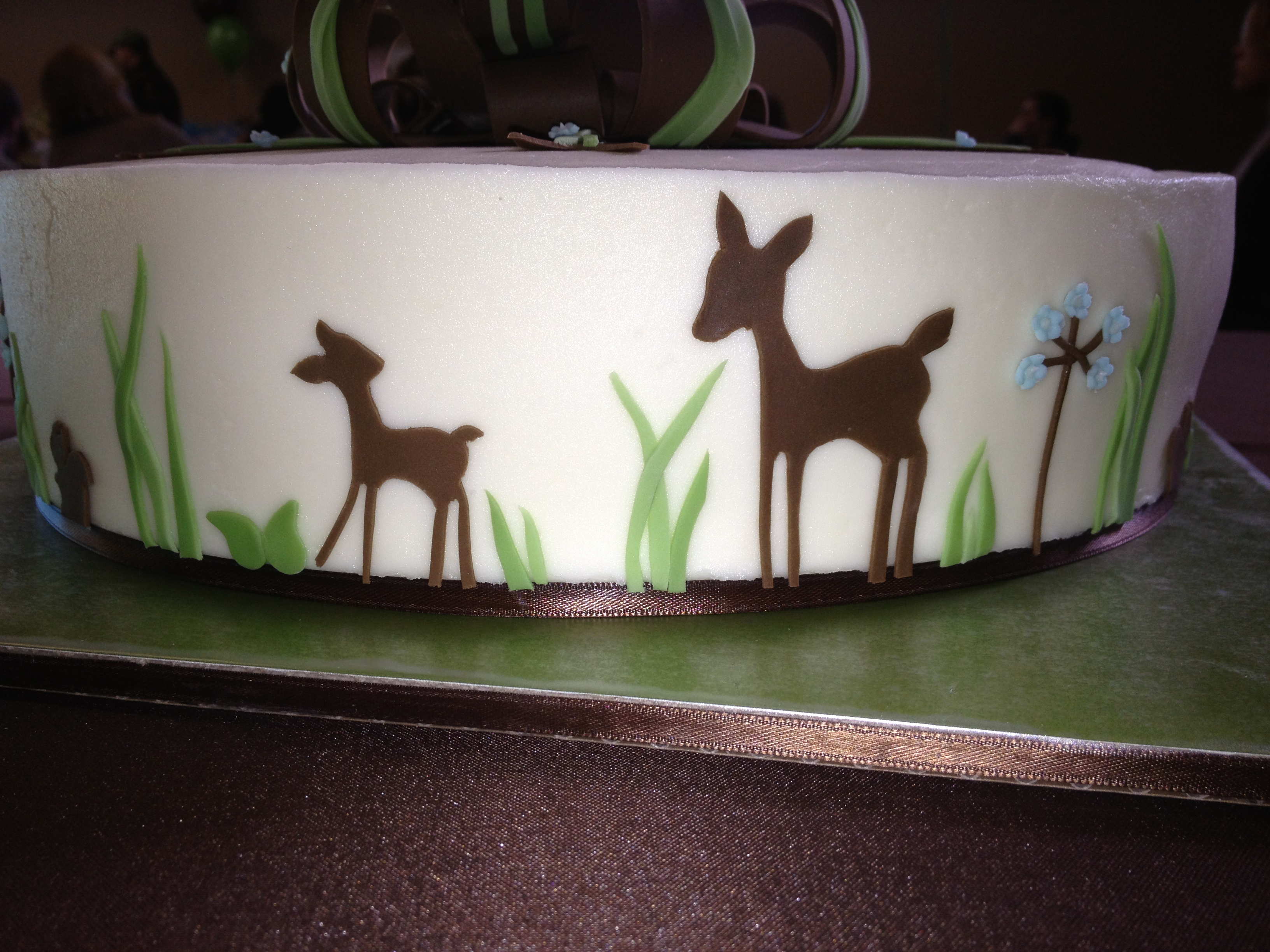 Willow Baby Deer Theme Baby Shower  Devoted Weddings and Events