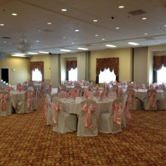 Tablecloths And Chair Covers For Rent Dining Room Chairs South Africa Pink Baby Shower Linens Devoted Weddings Events