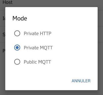 Private MQTT