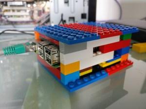 Boitier Lego