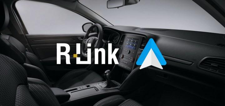 Installer Android Auto sur le système multimédia Renault R-LINK 2