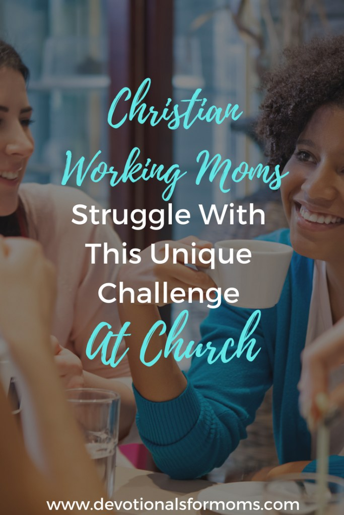 Christian Working Moms
