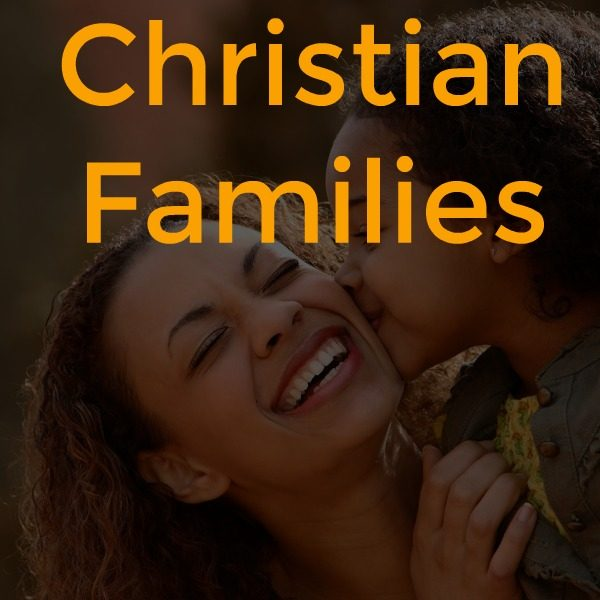 christian families cover