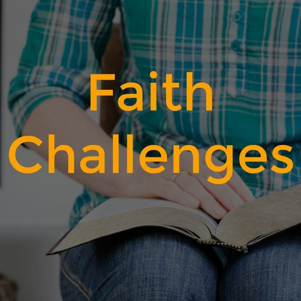 faith challenges cover