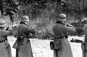 Nazi execution wikipedia public domain