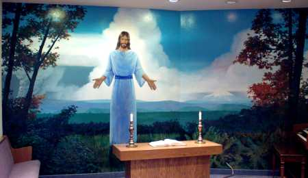 "portland adventist hospital ""Jesus of Portland"""