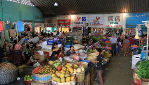 http://en.wikipedia.org/wiki/File:Indoor_market_zunil_guatemala.JPG