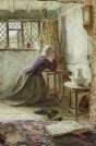 Ebenezer Newman Morning-prayer 1860-61 wikipedia US-public-domain1