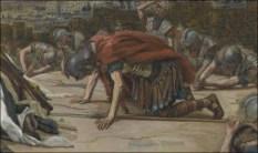 Confession of the Centurion - James Tissot - Brooklyn Museum - Creative Commons License