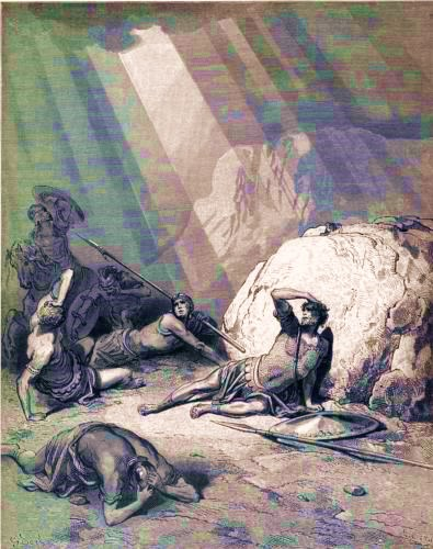 http://www.wikipaintings.org/en/gustave-dore/the-conversion-of-st-paul-1866