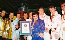 http://commons.wikimedia.org/wiki/File:Elvis_impersonators_record.jpg