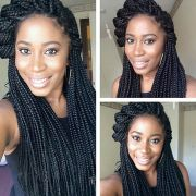 stunning box braids hairstyles