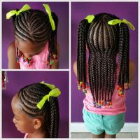 60 Braids for Kids: 60 Braid Styles for Girls