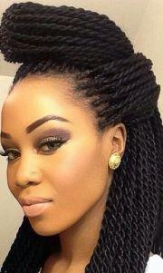 stunning badass jumbo box braids