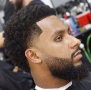cool temp fade styles black