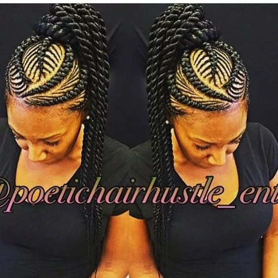 40 Goddess Braids Hairstyles You Must try