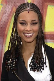 black braided hairstyles hair