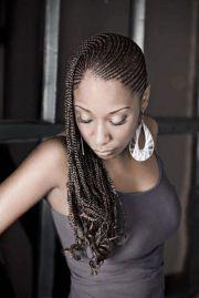 micro braids styles ' love