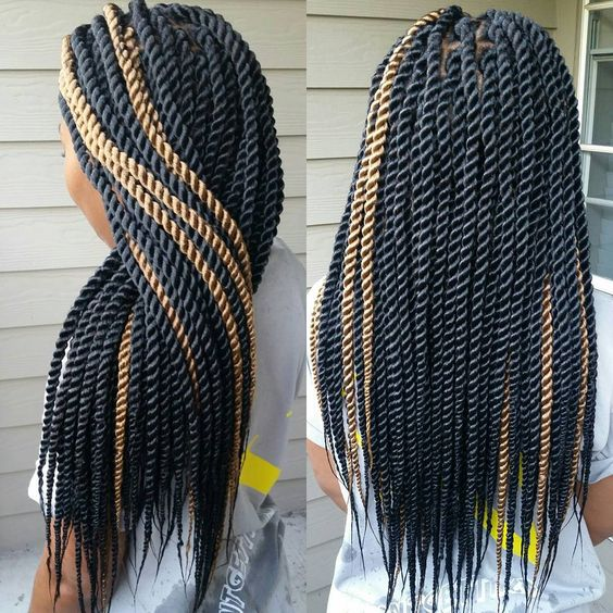 40 Super Chic Senegalese Twist Styles We Love