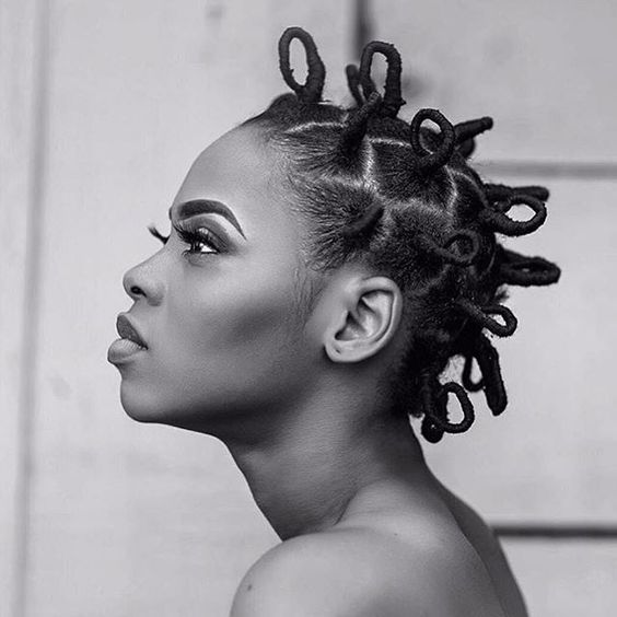 African Hairstyles With Braids