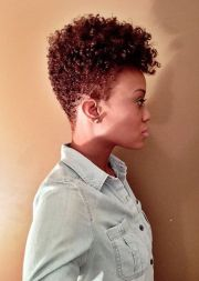 and trendy natural hair
