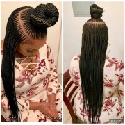 gorgeous cornrow hairstyles