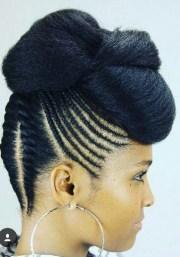 gorgeous cornrow hairstyles